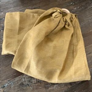 NEW Children's 100% Linen Doll Sling